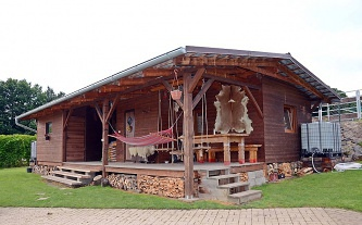 Srub Ranch Saint Anthony - Mstišov, Dubí